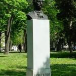 Spomenik Aleksi Šantiću na Kalemegdanu