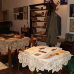 Spomen soba Branka Miljkovića kao deo izložbe u Sinagogi u Nišu u povodu obeleževanja 50. godišnjice od njegove smrti