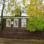 Kuća gde je rođen Sergej Jesenjin