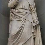 Statua Petrarke u Firenci