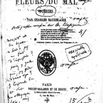 Prvo izdanje Bodlerovog dela