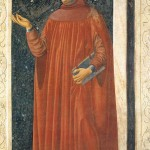 Frančesko Petrarka delo slikara Andrea del Castagno