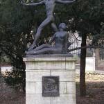 Spomenik Hajneu podignut u Frankfurtu do 1945. god. jedini u Nemačkoj