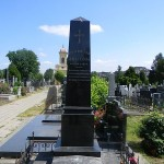 Ružin grob u Pančevu, na kome se spominju Đulići kao večni spomenik