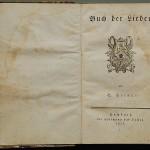 Prva strana prvog izdanja Hajneove