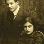Sergej i njegova poslednja supruga Sofija Tolstoj, unuka Lava Tolstoja