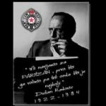 Bio je strastven navijač Partizana