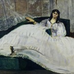 Bodlerova muza Jeanne Duval delo Eduar Manea