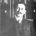 Milan Rakić kao srpski konzul u Prištini 1907. godine