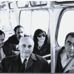 Vasko Popa, Francis Ponge (francuski pesnik i eseista) i Yehuda Amichai (izraelski pesnik)