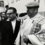 Salvador Allende i Pablo Neruda