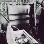 Neruda u kovčega 1974. godine