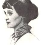 Ana Ahmatova slika iz 1914. godine