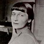 Ana Ahmatova (slika iz 1925. godine)