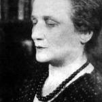 Ana Ahmatova (slika iz 1950. godine)