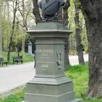 Bista Đure Jakšića na Kalemegdanu