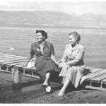 Mira Alečković je bila učenica i najbolja prijateljica Desanke Maksimović
