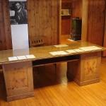 Heseov radni sto (muzej u Gajnhofenu)