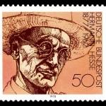 Poštanska marka izdata 1978. godine u seriji poštanskih maraka nemačkih nobelovaca