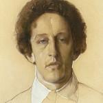 Aleksandar Blok (delo Konstantina Somova)