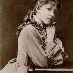 Aleksandra Andrejevna Blok - pesnikova majka (1880. god. Varšava)