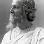 Rabindranat Tagore (slika iz 1909. godine)