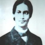 Rabindranat Tagore (u Londonu 1878. godine)