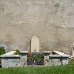 Rilkeov grob na groblju u Raronu