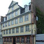 Kuća u Frankfurtu u kojoj je rođen Gete