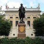 Spomenik Geteu u Lajpcigu